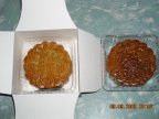 Different flavoured Mooncake