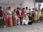 Photo of Baba Nyonya dresses and handicraft