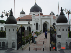 Photo of Entrance of Kapitan Keling Mosque
