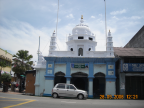 Photo of a small mosque at Chulia Street