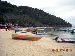 Sea Taxis at Coral Beach