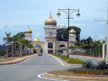 Entrance into Taman Tamudun Islam