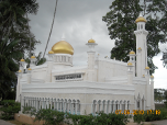 Replica of Sultan Omar Ali Saifuddin Mosque, Brunei