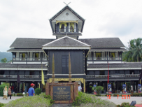 The Old Sri Menanti Palace